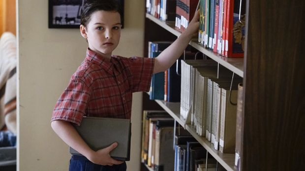 Young Sheldon - Young Sheldon - Staffel 1 Episode 9: Spock, Kirk Und Ein Leistenbruch