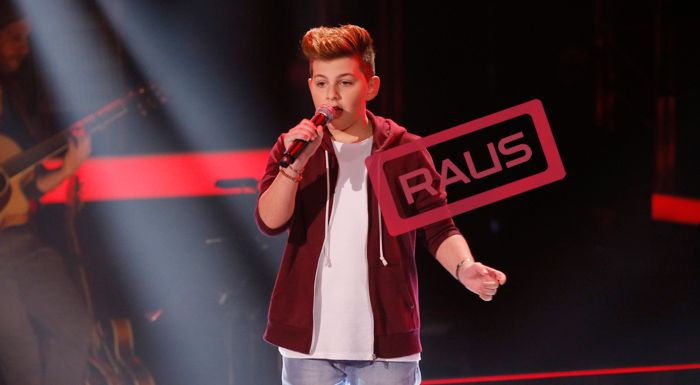 The-Voice-Kids-Stf04-RAUS-Merdan-SAT1-Richard-Huebner - Bildquelle: © SAT.1/ Richard Hübner