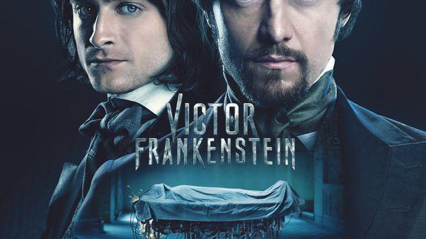 Victor Frankenstein - Genie und Wahnsinn - Artwork © 2015 Twentieth Century F...