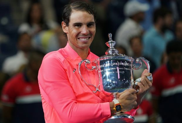 Rafael Nadal hat zum dritten Mal die US Open gewonnen