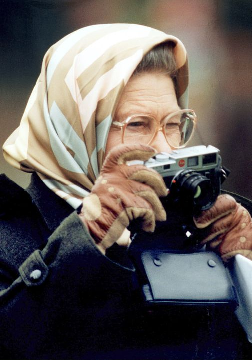 Queen-ElizabethII-1995-05-12-AFP - Bildquelle: AFP