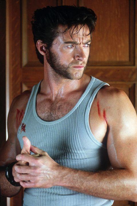 Wolverine (Hugh Jackman), Jean Grey und Storm versuchen verzweifelt, einen Mutanten zu finden, der einen Mordanschlag auf den Präsidenten begangen... - Bildquelle: 20th Century Fox International Television