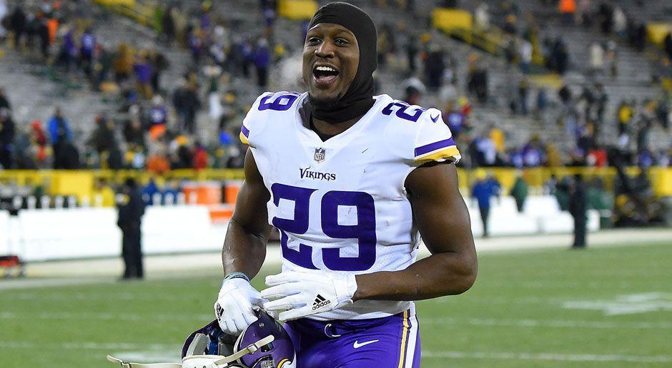 Cornerback B: Xavier Rhodes (Minnesota Vikings) - Bildquelle: 2017 Getty Images