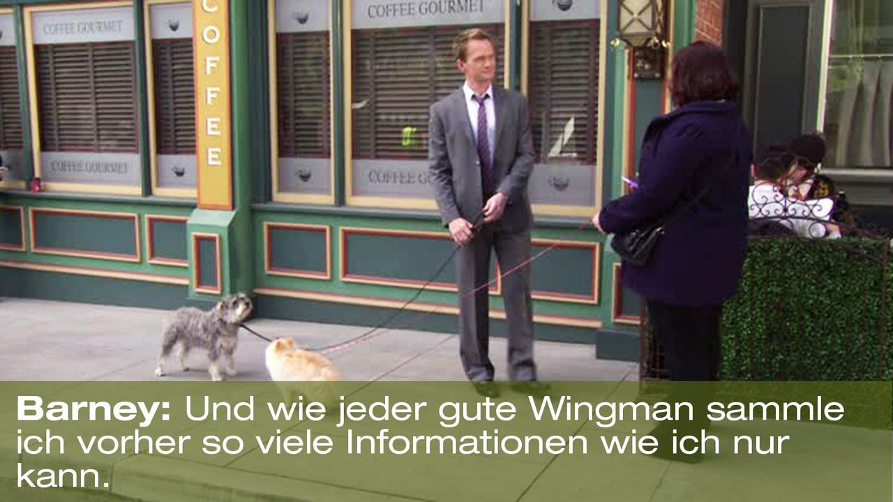 how-i-met-your-mother-zitat-quote-staffel-8-episode-5-durchtriebene-hunde-6-barney-foxpng 1600 x 900 - Bildquelle: 20th Century Fox