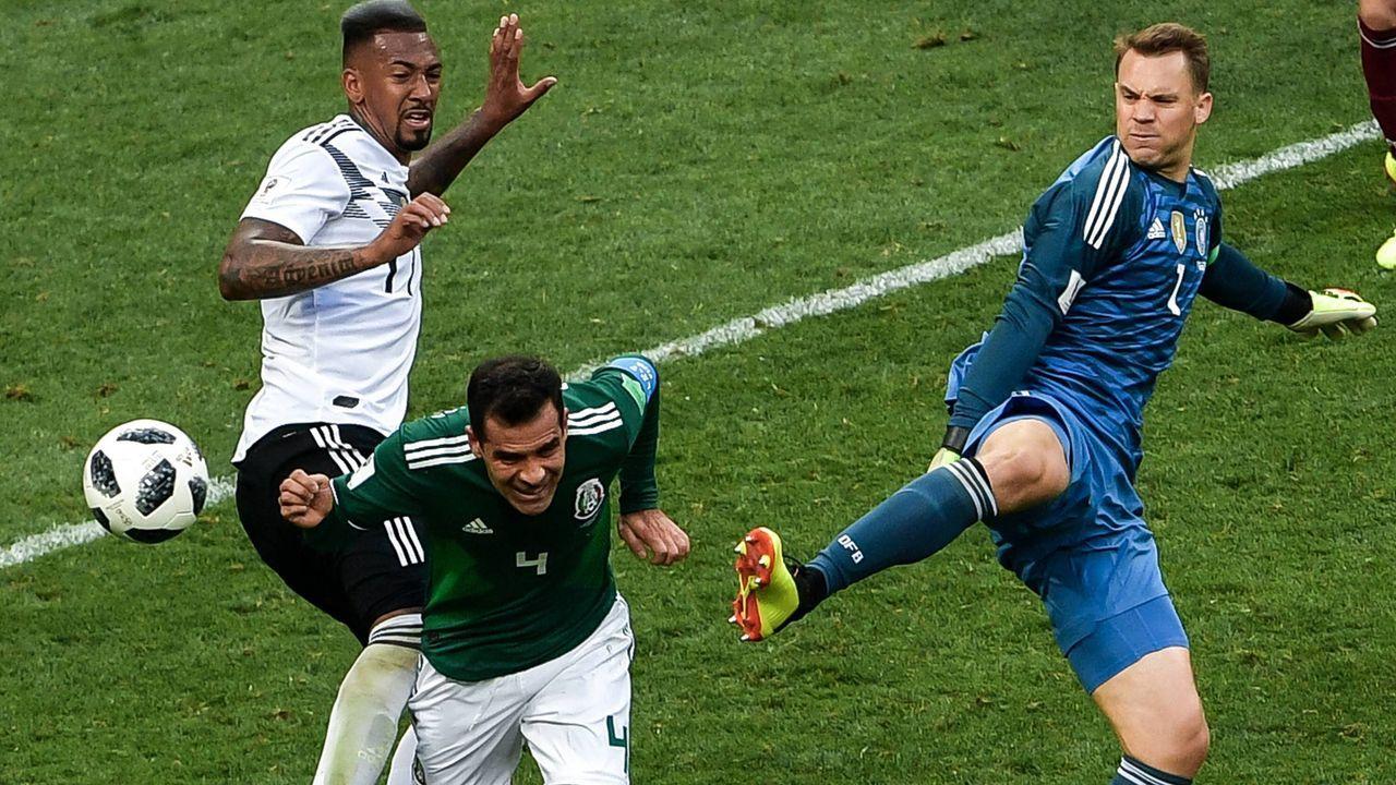 7. Mexiko: 21.519 Euro wegen Fehlverhaltens der Fans - Bildquelle: imago/Imaginechina