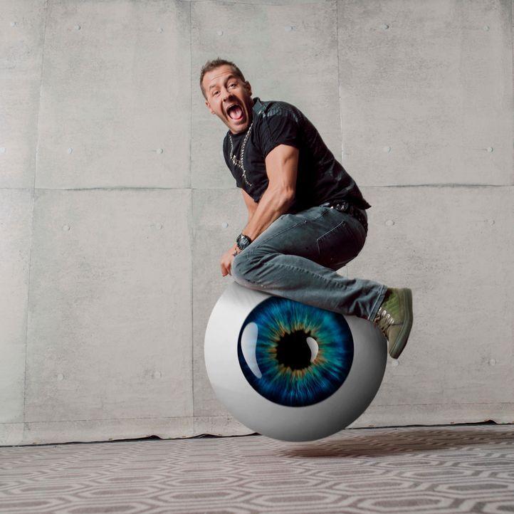 Willi Herren Promi Big Brother Auge 2 - Bildquelle: SAT.1/Arne Weychardt