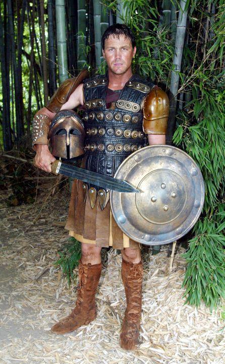 Niemand weiß, dass der neue Wächter des Lichts, Chris, Leo (Brian Krause) nach Walhalla verbannt hat, wo er von den Walküren bewacht wird ... - Bildquelle: Paramount Pictures.