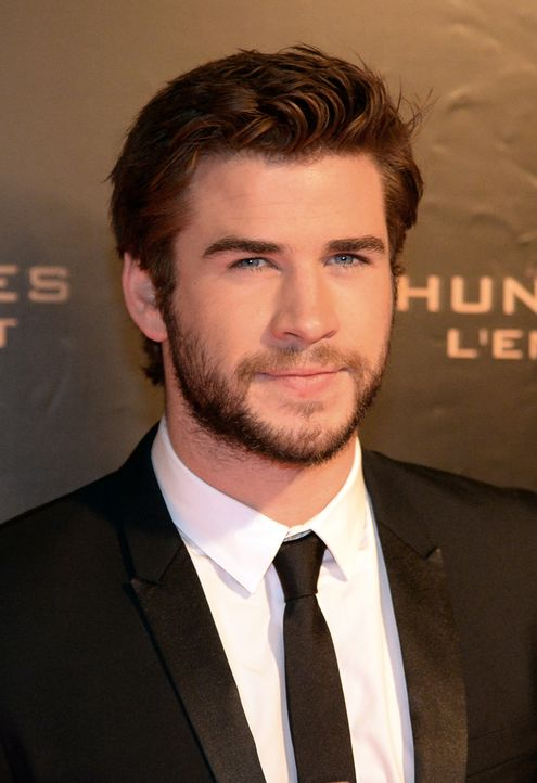 Liam-Hemsworth-Catching-Fire-Premiere-Paris-13-11-15-AFP - Bildquelle: AFP ImageForum
