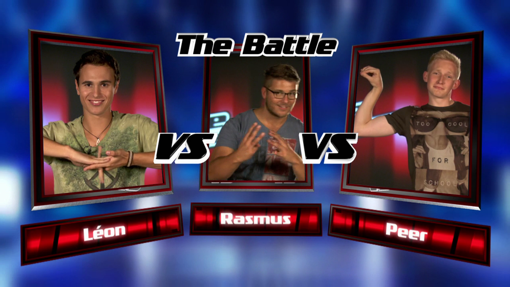 Leon vs. Rasmus vs. Peer