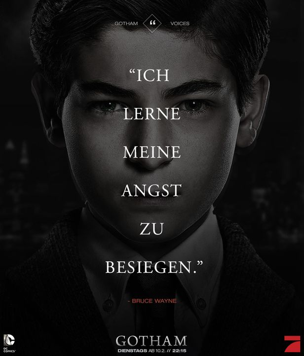 Gotham_Voices_Stimmen_der_Stadt_Zitate_Sprueche_Serie (9) - Bildquelle: DC Comics / Warner Bros. Entertainment, Inc.