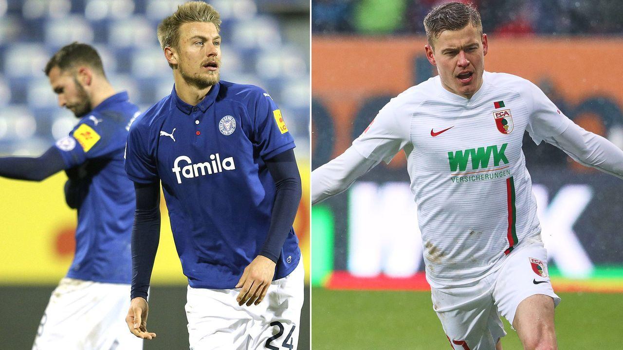 Holstein Kiel - FC Augsburg 1:0 - Bildquelle: Imago