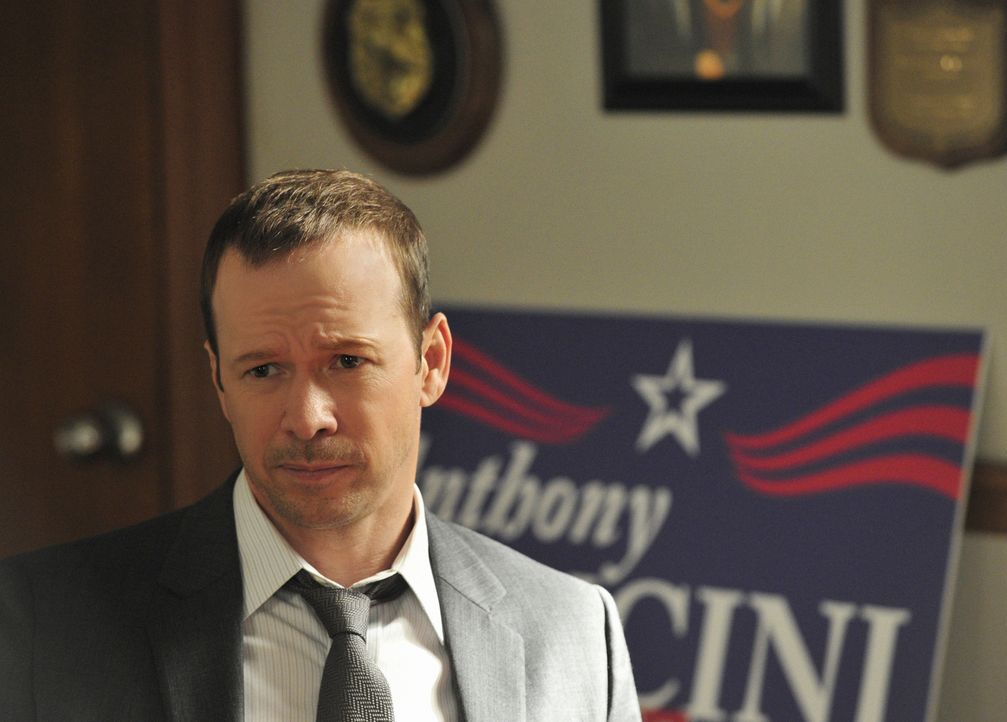 Eine aufbrausende Partnerin ist Danny (Donnie Wahlberg) nicht gewohnt. Bislang war Jackie immer der ruhigere Part des Duos ... - Bildquelle: John Paul Filo 2012 CBS Broadcasting Inc. All Rights Reserved.