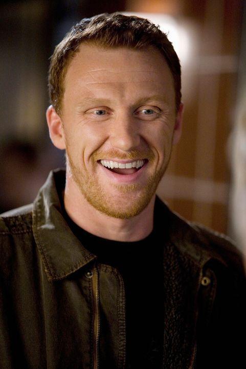 Um ihre Beziehung zu festigen, bittet Owen (Kevin McKidd) Cristina um ein erstes offizielles Date ... - Bildquelle: Touchstone Television
