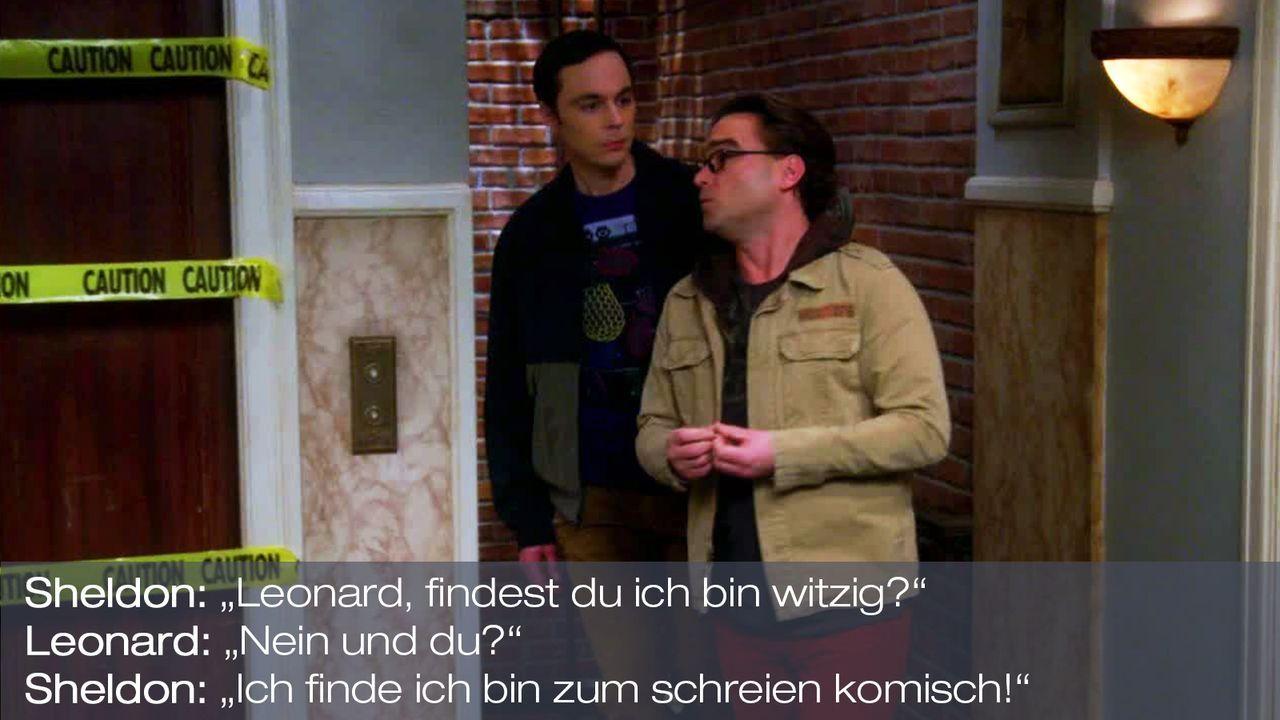 Staffel 7 Folge 12 - Zitat 2 - Bildquelle: Warner Bros. Television