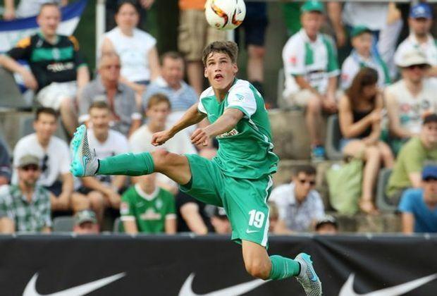 Neuzugang: Luca Zander wechselt zum FC St. Pauli