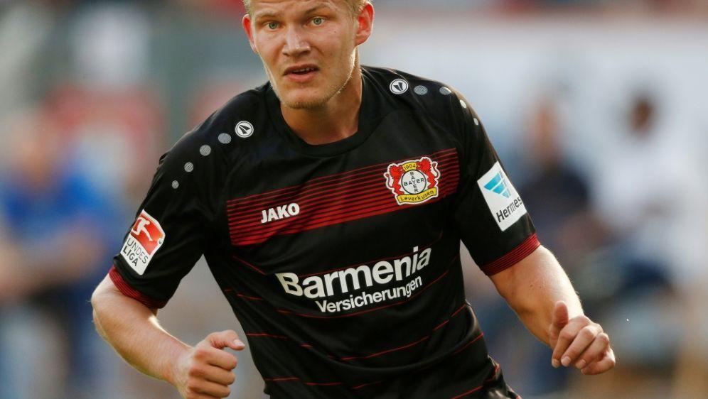 Auch Pohjanpalo ist zurück im Training der Leverkusener - Bildquelle: PIXATHLONPIXATHLONSID