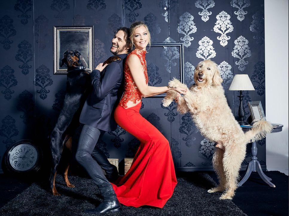 Serlina-Dogs - Bildquelle: ProSieben