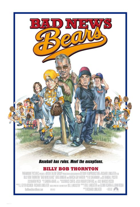 Morris Buttermaker ist ein ehemaliger Profi-Baseballer mit Alkoholproblem! Als er dann auch noch dazu verdonnert wird, einer Horde 12-jähriger Jungs... - Bildquelle: TM &   Paramount Pictures. All Rights Reserved.