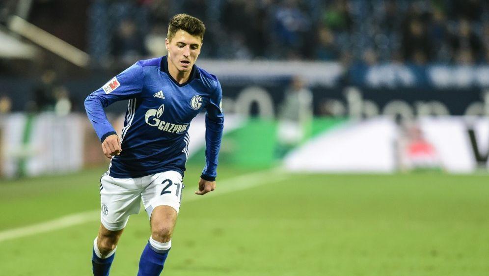 Bleibt bis 2021 auf Schalke: Alessandro Schöpf - Bildquelle: pixathlonpixathlonSID