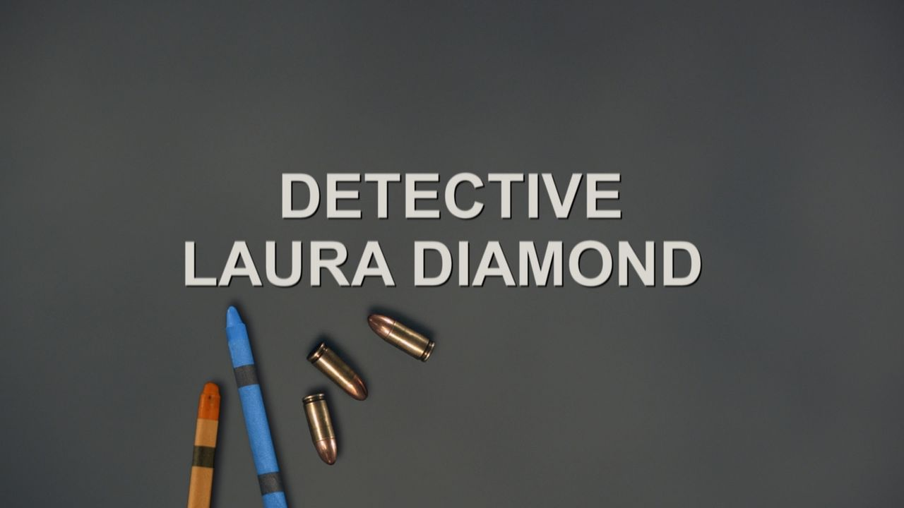 Detective Laura Diamond - Logo - Bildquelle: SAT.1