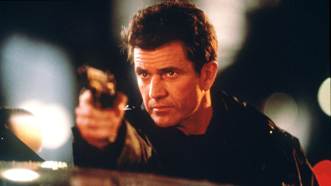 "Mel Gibson in ""Lethal Weapon"" - Bildquelle: dpa"