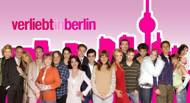 Verliebt in Berlin - Verliebt in Berlin - Der Cast freut sich über Folge 100!...
