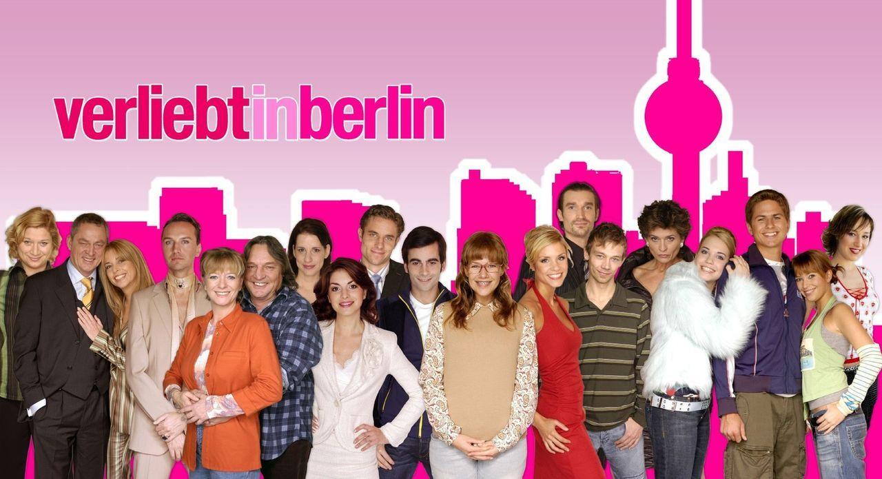 Verliebt in Berlin - Der Cast freut sich über Folge 100! (Dieses Foto von Alexandra Neldel darf nur in Zusammenhang mit der Berichterstattung über d... - Bildquelle: Kowalski/Flynn Sat.1