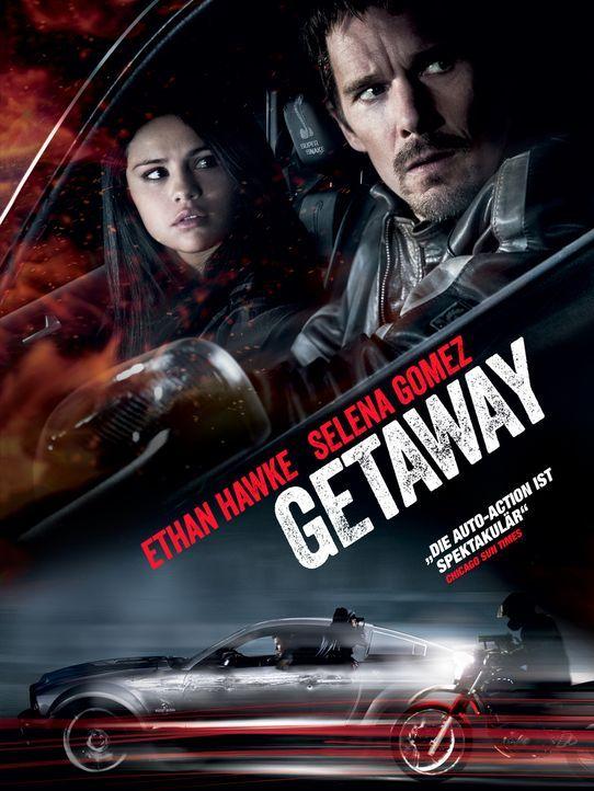 Getaway - Plakat - Bildquelle: Paramount