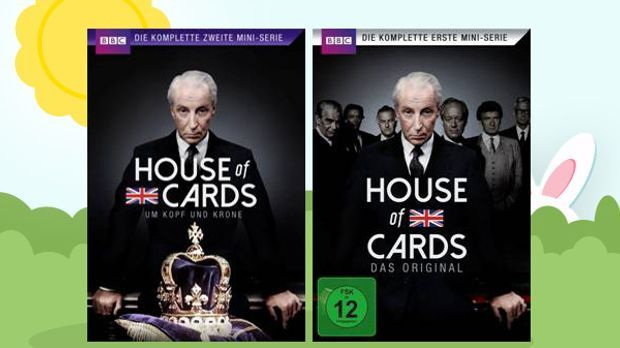 Preis 9.4. House of Cards