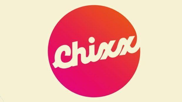 Chixx Logo Beige