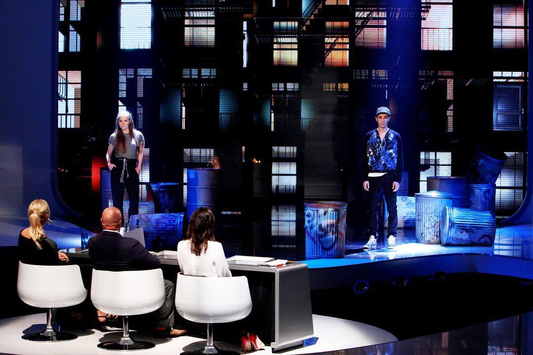 Fashion-Hero-Epi01-Show-47-ProSieben-Richard-Huebner - Bildquelle: ProSieben / Richard Huebner