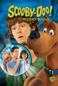 Scooby-Doo! The Mystery Begins - SCOOBY-DOO! THE MYSTERY BEGINS - Plakatmotiv...