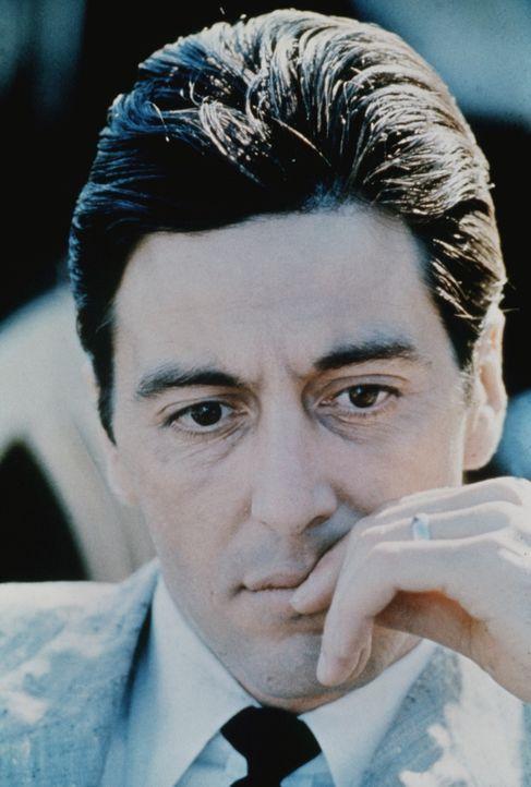 Nach dem Tod von Mafia- Boss Vito Corleone tritt sein Sohn Michael (Al Pacino) die Nachfolge als Oberhaupt der Ehrenwerten Familie an. - Bildquelle: Paramount Pictures
