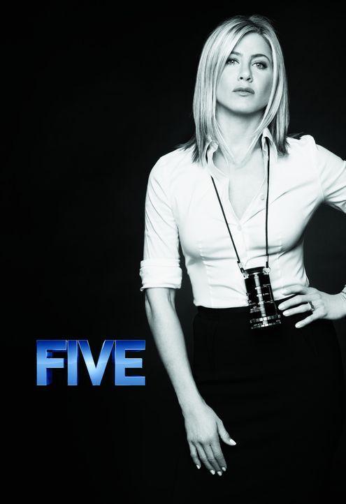 """In """"FIVE"""" führte unter anderem Jennifer Aniston Regie. - Bildquelle: 2011 Sony Pictures Television Inc. All Rights Reserved."""