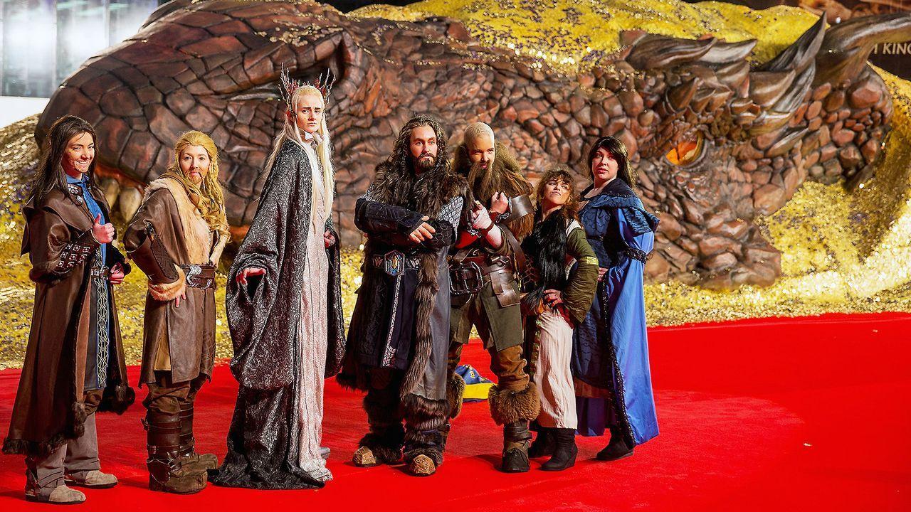 Hobbit-Europa-Premiere-13-12-09-05-dpa - Bildquelle: dpa