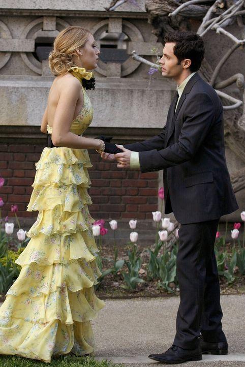 Das Vertrauen ist einfach weg: Dan (Penn Badgley, r.) kann nicht länger mit Serena (Blake Lively, l.) zusammensein, sie hat ihn zu sehr verletzt ... - Bildquelle: Warner Bros. Television