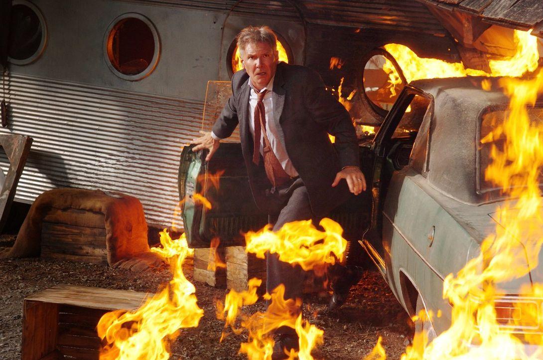 Um seine Familie zu retten, schreckt Jack Stanfield (Harrison Ford) vor nichts zurück ... - Bildquelle: Warner Bros. Pictures