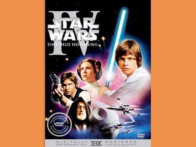 Platz 2: Star Wars - Episode 4 - Bildquelle: Lucasfilm