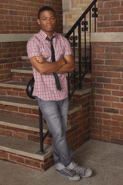 (5. Staffel) - Das Geständnis über seine Homosexualität macht Calvin (Paul James) zum Außenseiter ... - Bildquelle: 2009 DISNEY ENTERPRISES, INC. All rights reserved. NO ARCHIVING. NO RESALE.