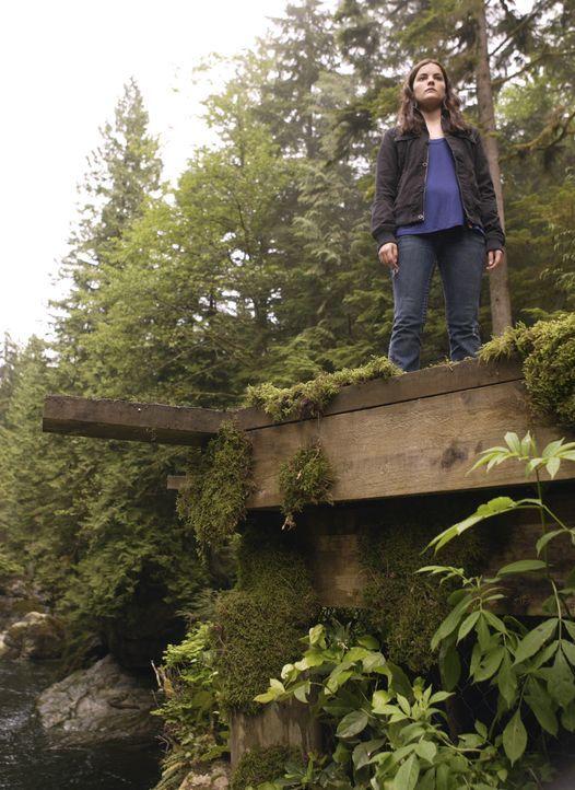 Im Wald sucht sie nach Ruhe: Jessi (Jaimie Alexander) kann mit der traurigen Wahrheit über ihre Herkunft nicht umgehen. - Bildquelle: TOUCHSTONE TELEVISION