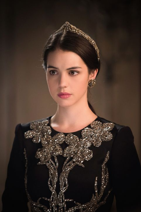 Sie muss sich entscheiden, wem sie trauen kann und für wen und was sie sich einsetzen wird: Mary, Königin von Schottland und England (Adelaide Kane)... - Bildquelle: Christos Kalohoridis 2014 The CW Network, LLC. All rights reserved.