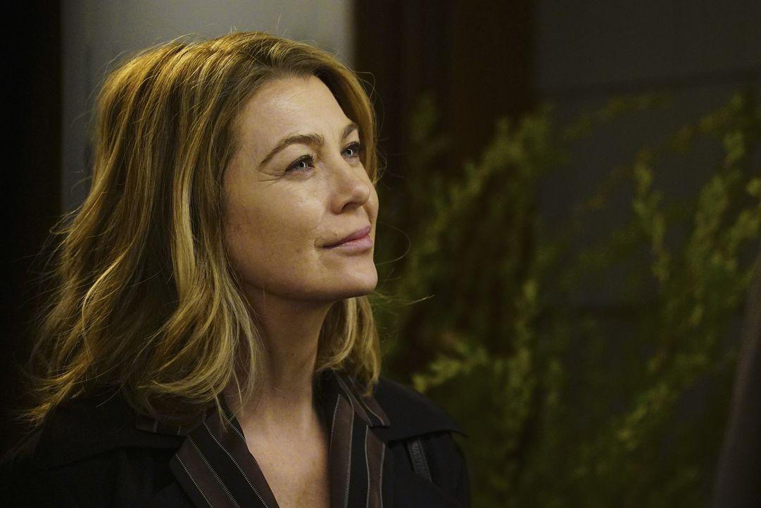 Meredith (Ellen Pompeo) möchte den nächsten Schritt mit Will wagen, doch bereut es dann schnell, während Catherine in der Stadt auftaucht und das Le... - Bildquelle: Richard Cartwright ABC Studios