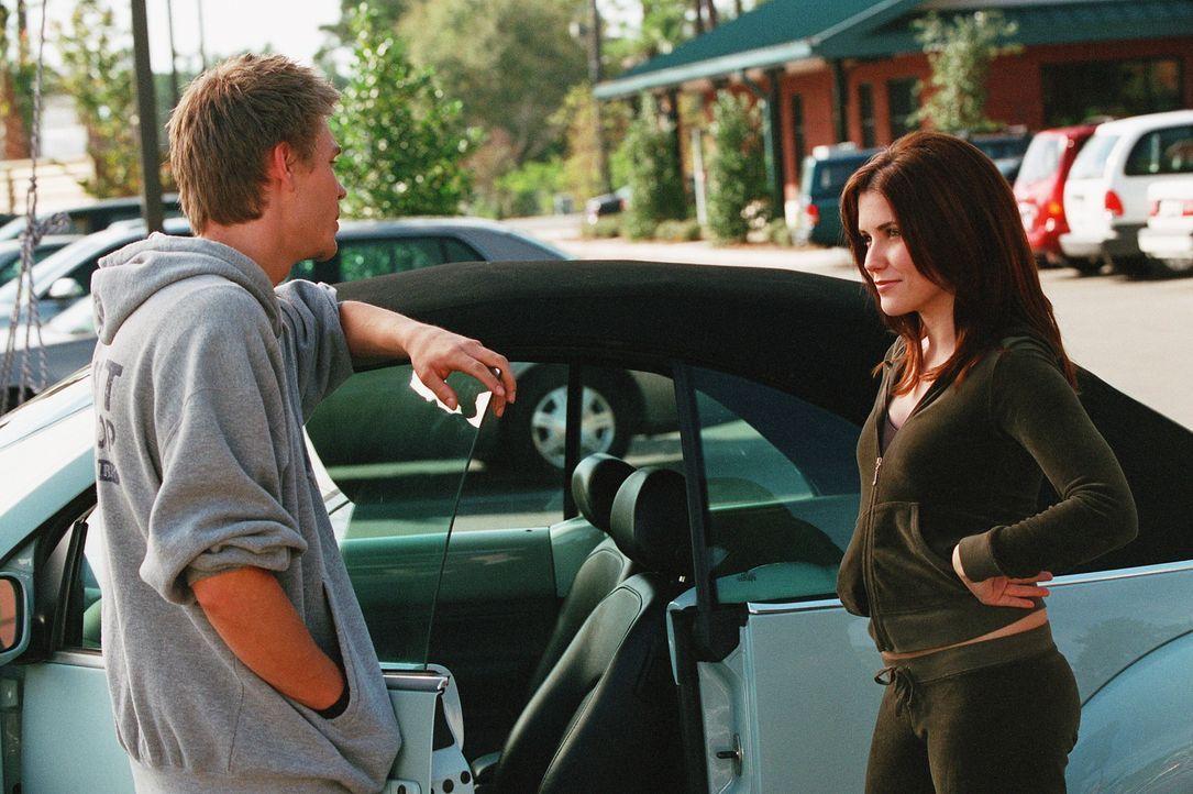 Verbringen viel Zeit miteinander: Lucas (Chad Michael Murray, l.) und Brooke (Sophia Bush, r.) ... - Bildquelle: Warner Bros. Pictures