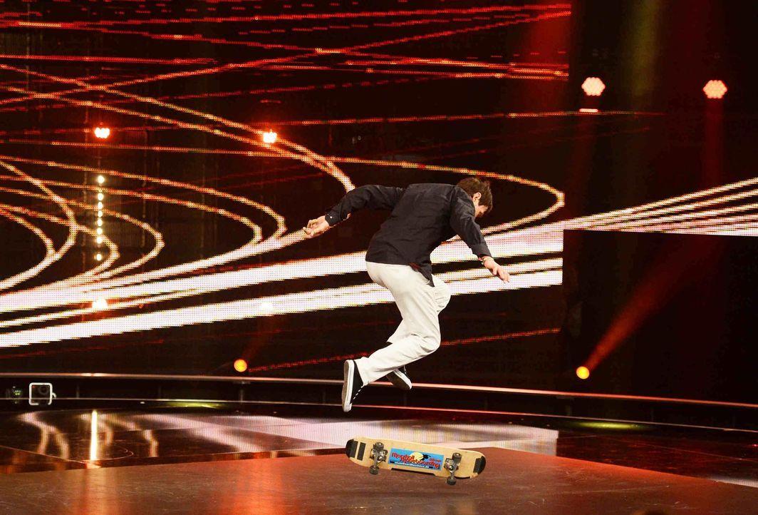 Got-To-Dance-Guenther-Eddie-07-SAT1-ProSieben-Willi-Weber - Bildquelle: SAT.1/ProSieben/Willi Weber