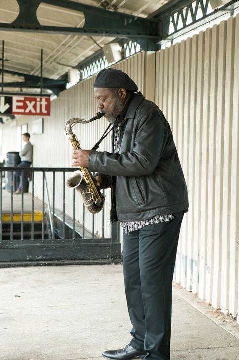 Jazz ist sein Leben: Pepper Evans (Frankie Faison) ... - Bildquelle: Warner Brothers