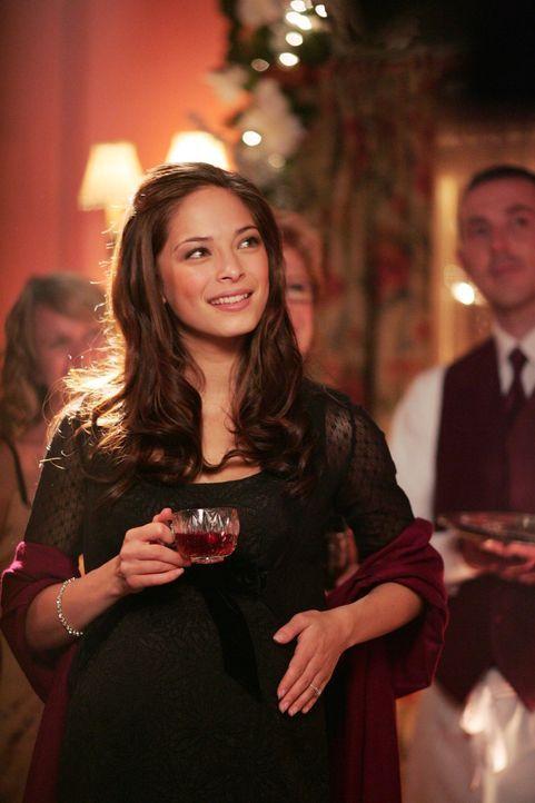 In Lex' Komatraum ist er mit Lana (Kristin Kreuk) verheiratet, sie erwarten ihr zweites Kind. Doch das geht nur, wenn er sich von seinem Vater abwen... - Bildquelle: Warner Bros.