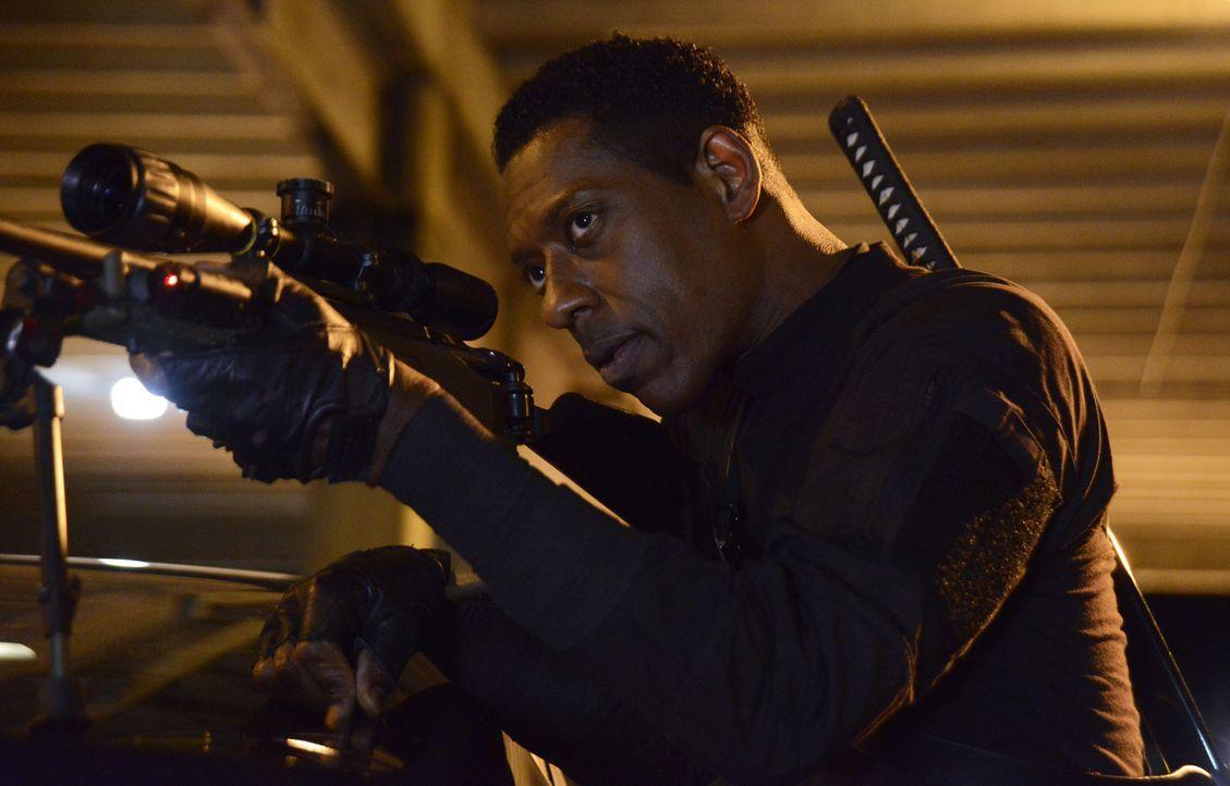 Wie schnell wird die böse Seite die volle Kontrolle über Irving (Orlando Jones) übernehmen? - Bildquelle: 2014 Fox and its related entities. All rights reserved