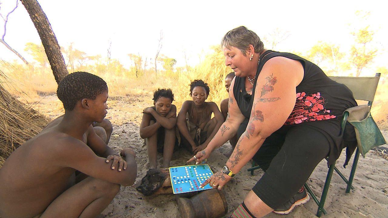 Liliane - Namibia - 2 - Bildquelle: kabel eins