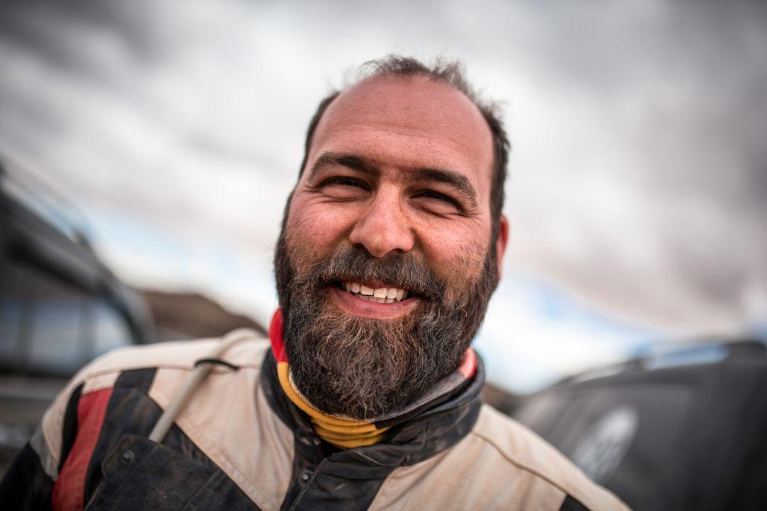 Wie schlägt sich Enduro-Fahrer Michael Hänsel bei der anspruchsvollen Offroad-Challenge?