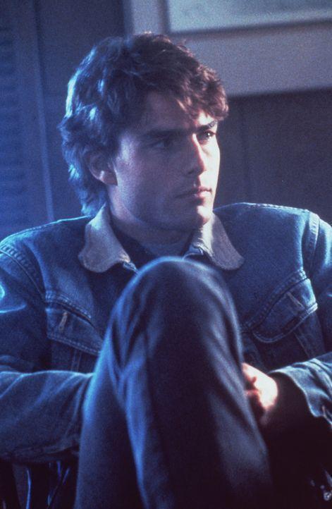 Ob Tag oder Nacht - der junge Cole Trickle (Tom Cruise) träumt davon, ein richtiger Rennfahrer zu werden ... - Bildquelle: Paramount Pictures